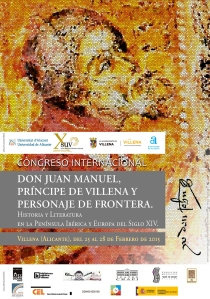 Cartel Don Juan Manuel