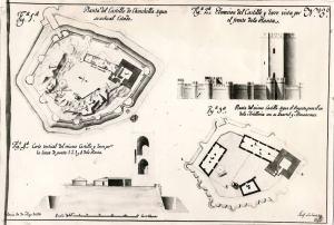JOSEF_LA_CORTE_PLANO_CASTILLO_CHINCHILLA_1811