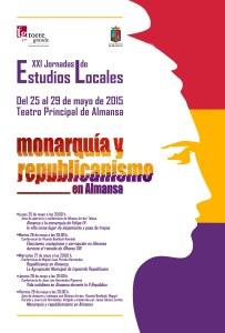 Cartel Jornadas de Estudios Locales 2