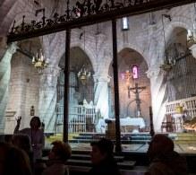 Iglesia de Santiago - explicando 1